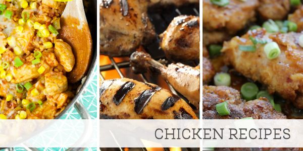 Cheap Meals for Large Families Chicken Recipes