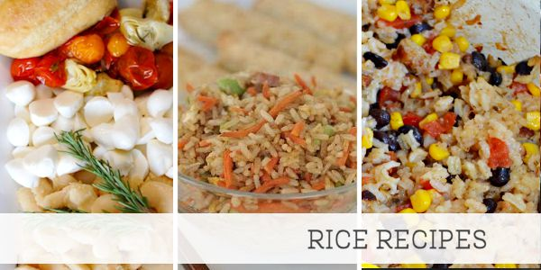 Cheap Meals for Large Families Rice Recipes