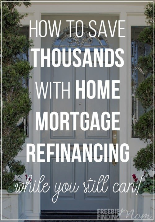Do you own a home? Then do yourself and your wallet a favor by exploring the prospect of home-mortgage-refinancing. With rates still historically low, if you act fast you may still be able to refinance your home and save your family hundreds if not thousands of dollars a year. Find out if home-mortgage-refinancing is right for you and how to do it.