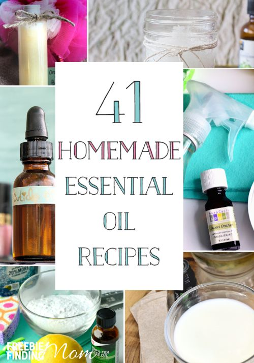 Essential oils diy diy do it your self - Homemade scent recipes ...
