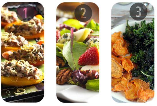 Healthy Brown Bag Lunch Ideas 1