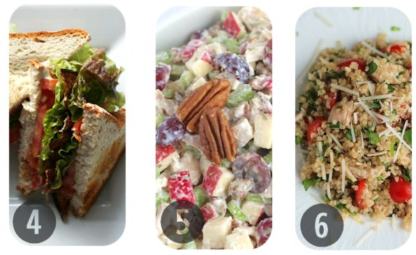 Healthy Brown Bag Lunch Ideas 2