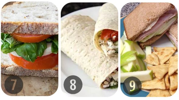 Healthy Brown Bag Lunch Ideas 3