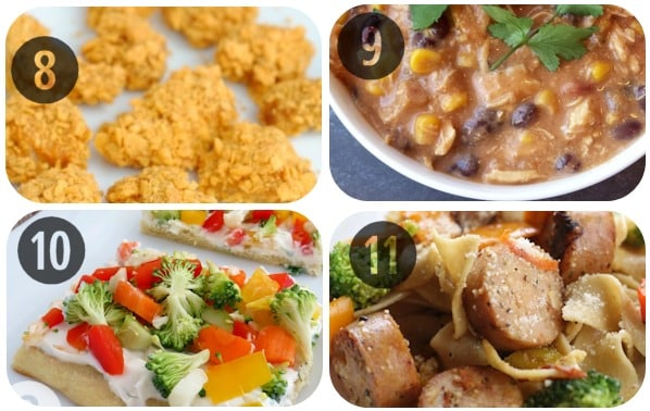 Healthy Recipes for Picky Eaters 3
