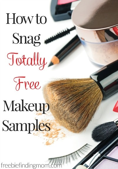 Free Makeup Samples: Find Them Today!