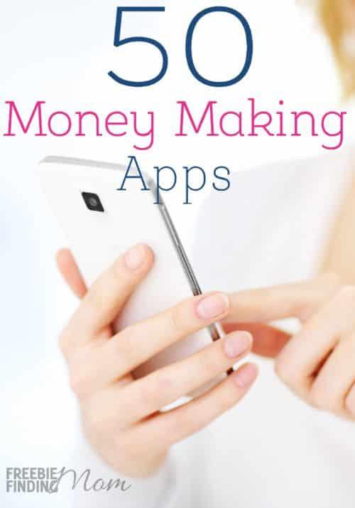 50 Money Making Apps