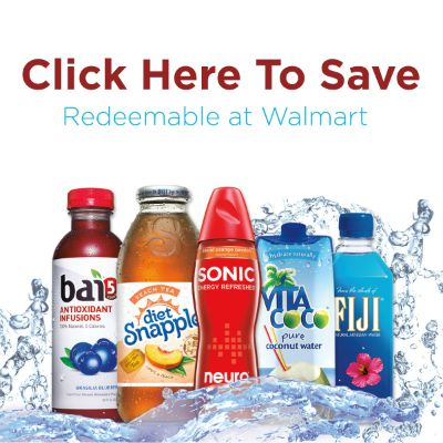Snapple Better For You deal post image