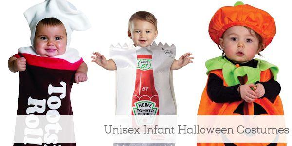 Unisex Infant Halloween Costumes