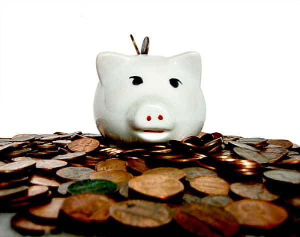 Piggybank to promote money making apps