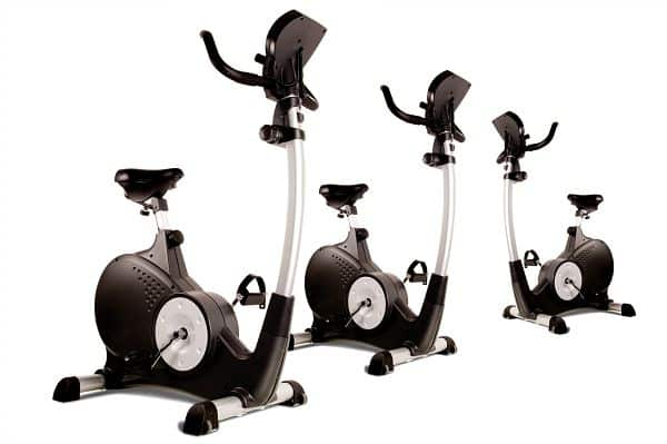 Exercise bikes to promote money making apps
