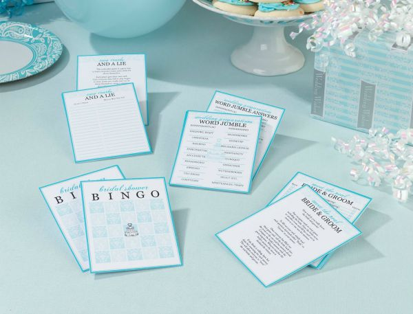 Bridal Shower Games 9