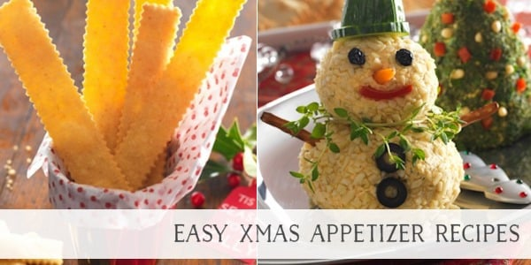 Easy Xmas Appetizer Recipes