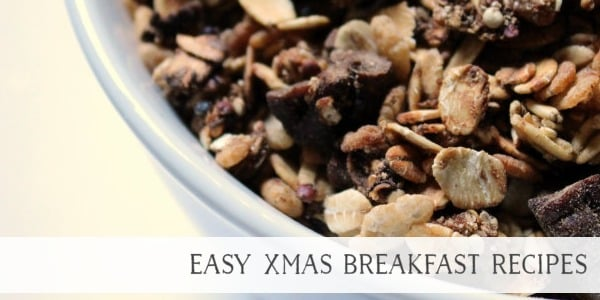 Easy Xmas Breakfast Recipes