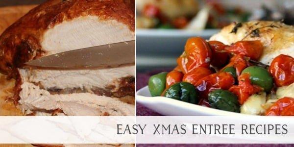 Easy Xmas Entree Recipes