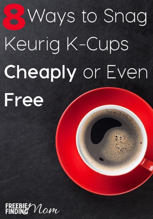 Do you love your Keurig but hate how expensive K-Cups are? Find out how you can get Keurig K-Cups cheap or even free! It is easier than you may think!