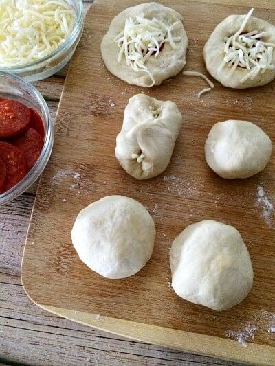 Pizza Monkey Bread Step 10