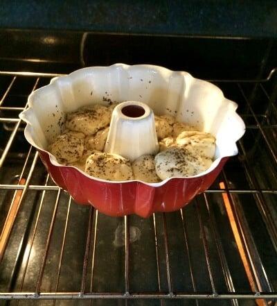 Pizza Monkey Bread Step 14