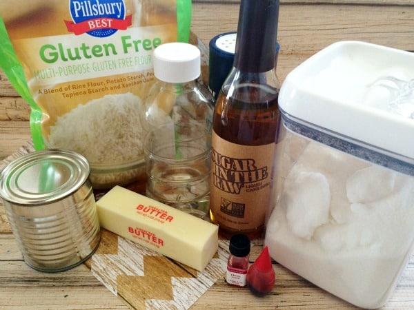 Gluten Free Licorice Ingredients