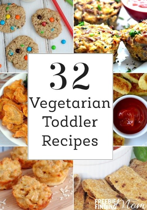 Need delicious and nutritious vegetarian toddler recipes? Here you'll find entrees, side dishes, snacks and desserts loaded with fruits and vegetables that the whole family will love.