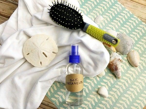 DIY Hair Detangler for Natural Hair Final