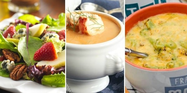 Valentine's Day Dinner Recipes Appetizers Drinks