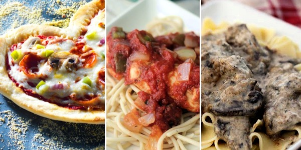 Valentine's Day Dinner Recipes Entrees 1
