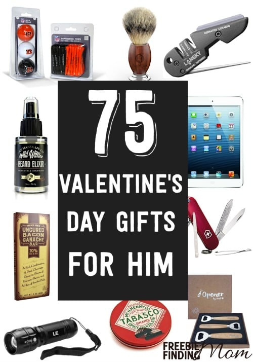 75 Valentines Gifts for Him
