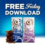 Kroger FREE Friday Download: Moonstruck Chocolate Bar (Today Only)