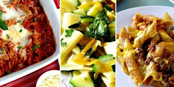 Cheap and Easy Family Meals - Pasta