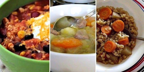 Cheap and Easy Family Meals - Soups and Stews