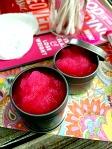 Homemade Sugar Lip Scrub: Raspberry Lip Scrub