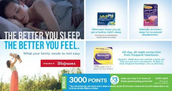 Walgreens Sleep