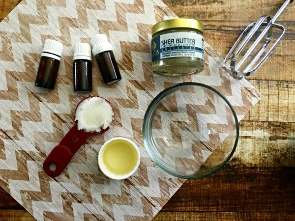 Homemade Anti-Wrinkle Cream Ingredients