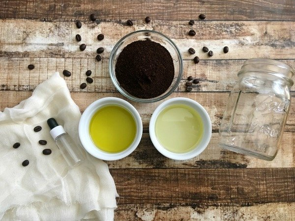 Homemade eye serum ingredients