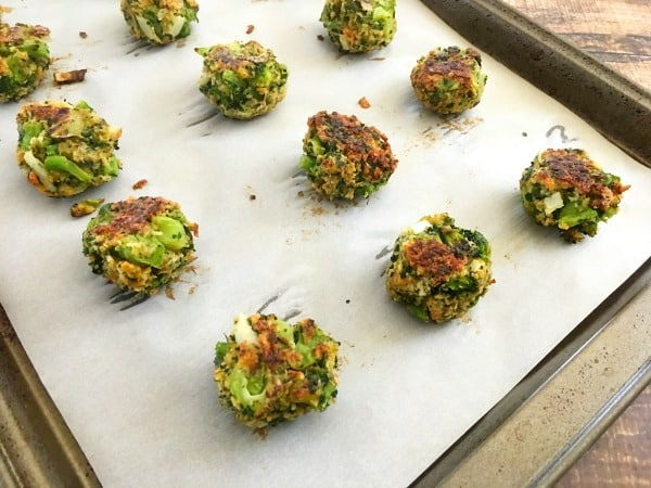 Broccoli bites recipe step 6