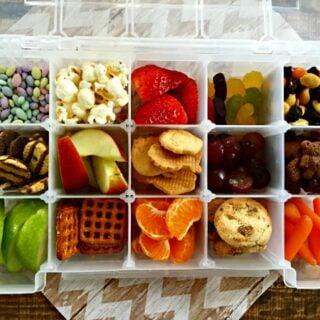DIY Travel Food Kit