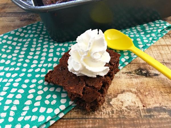 Low Calorie Brownies Final