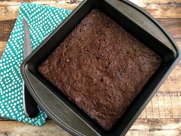 Low Calorie Brownies Step 4
