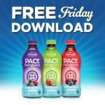 Kroger FREE Friday Download: FREE Ocean Spray Fruit Infusions (Today Only)