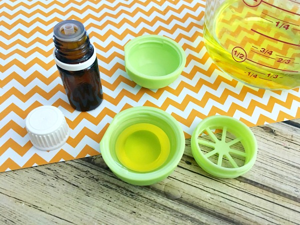 Recipe For Homemade Lip Balm Step 6