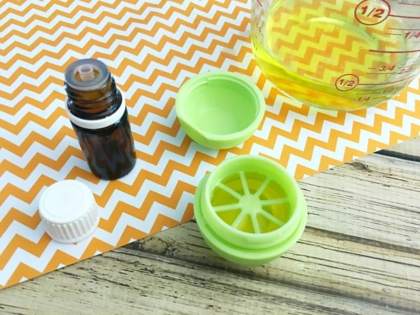 Recipe For Homemade Lip Balm Step 7