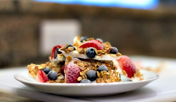 Healthy Yogurt Recipes Greek Yogurt Breakfast Bark final