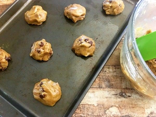 Quinoa Flour Cookies Step 7