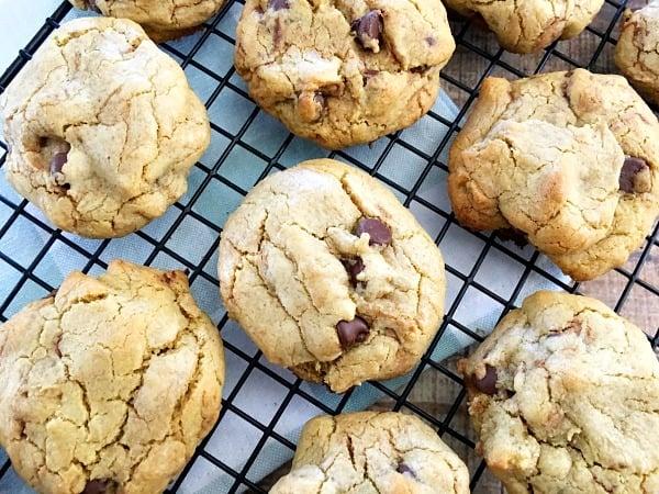 Quinoa Flour Cookies Step 9
