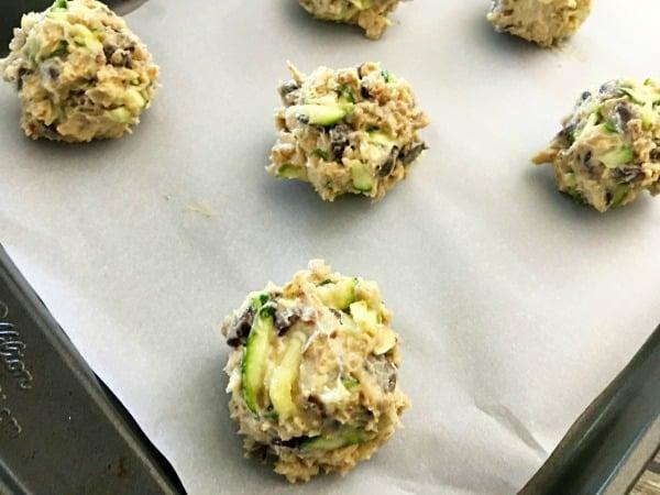 Zucchini Cookies Recipe: Homemade Zucchini-Oat Chocolate Chip Cookies