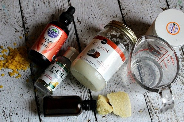 Homemade Night Cream Recipe Anti-Aging ingredients