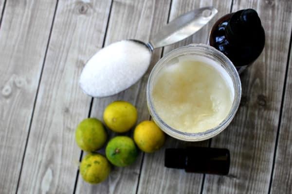Best Homemade Body Scrub ingredients