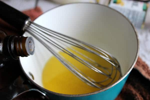 Homemade Night Cream Recipe Anti-Aging step 2
