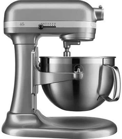 KitchenAid Stand Mixer Contour Silver