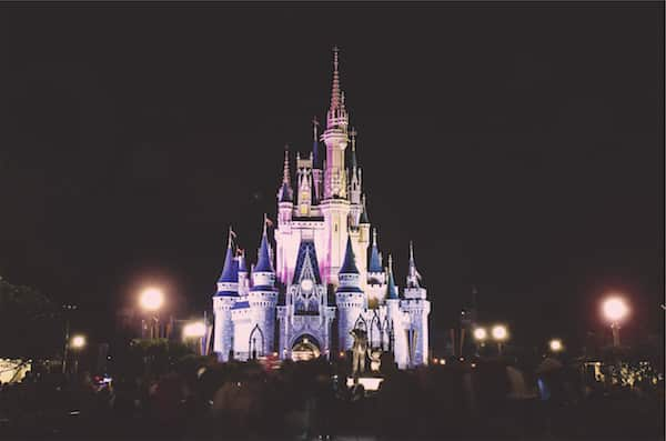 If I won the SunTrust onUpSweepstakes I'd go to Disney World
